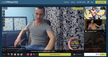 LivePrivates Gay