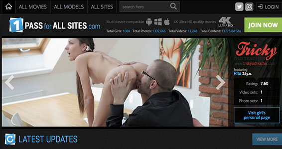 Recommended porn website if you're up for class-A 4K Ultra HD quality porn