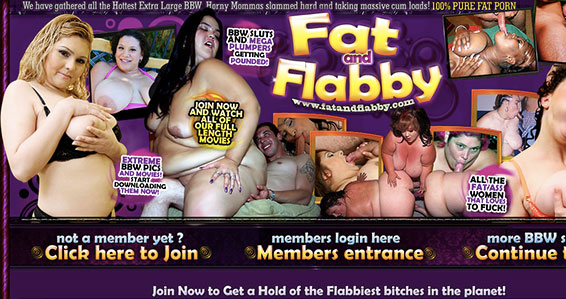One of the most popular adult websites to enjoy some fine BBW stuff