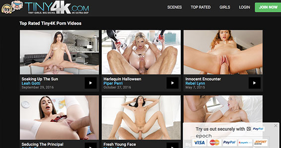 Amazing porn website with awesome 4k ultra HD content