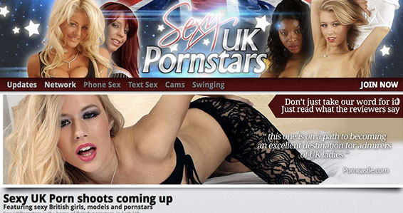 Great xxx site if you're up for class-A british content