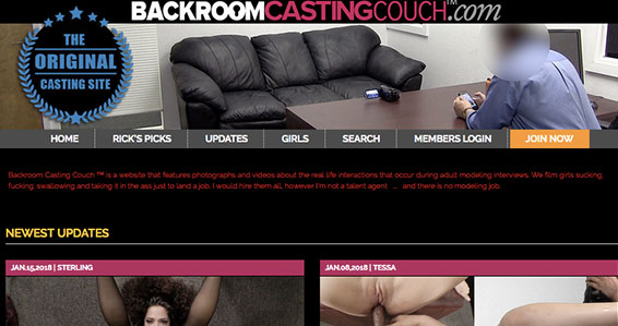 Nice adult site if you're up for top notch casting videos