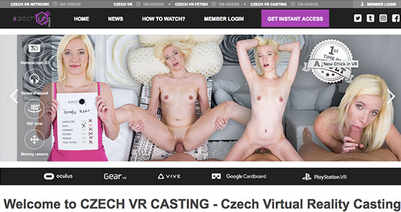 Recommended xxx site to access amazing casting content