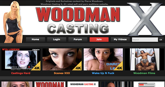 Amazing adult website to watch hot casting flicks