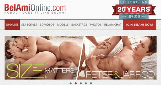 Best pay site if you like awesome gay flicks