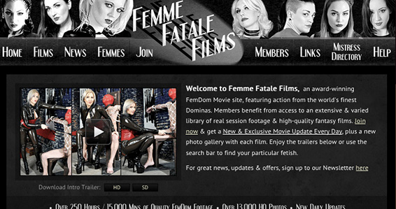 Best xxx site if you like some fine femdom videos