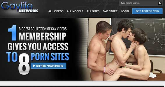 Great paid site if you're into some fine gay Hd porn videos