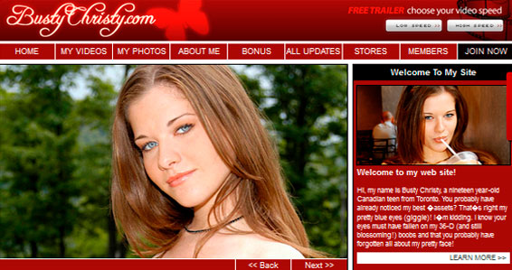 Nice pay xxx website full of sexy blue eyed pornstar porn videos