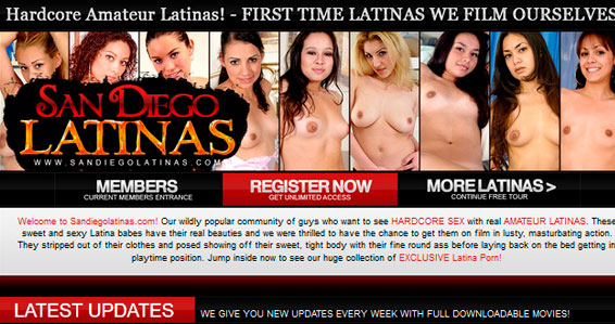 Nice pay sex site for the lovers of latina hardcore porn videos