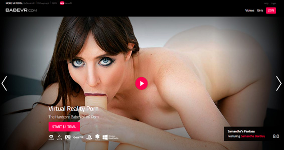 Top hd sex website full of amazing vr porn movies