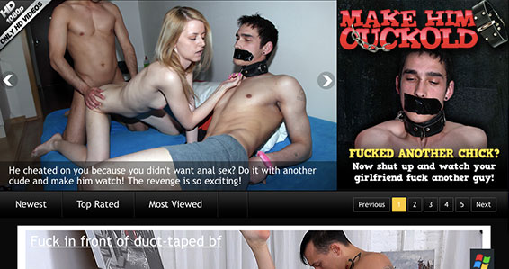 Recommended xxx site to enjoy some fine cuckold content