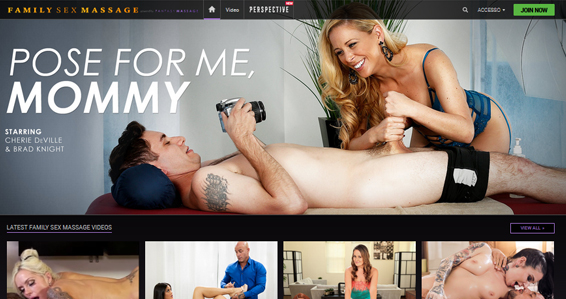 Nice porn website to get some top notch massage content